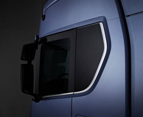 Cab exterior, window,  SC20 Highline